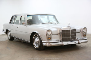 1967 Mercedes-Benz 600 Sedan For Sale