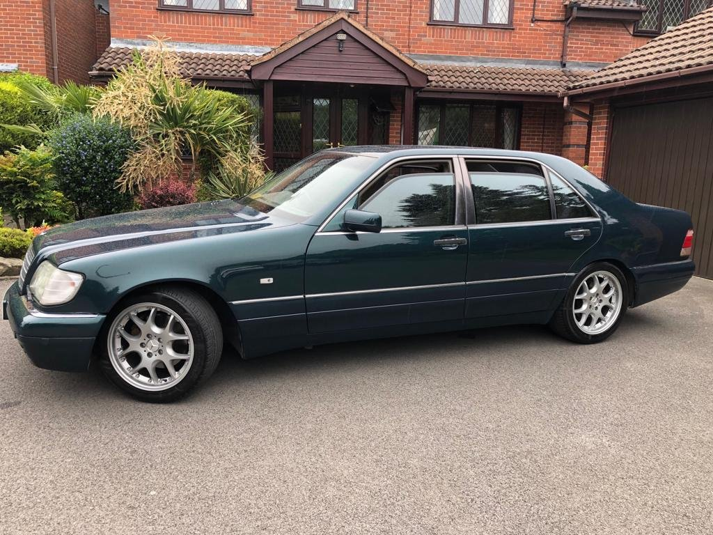 1997 Mercedes S500L W140 For Sale (picture 3 of 6)