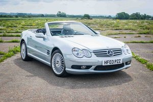 2003 Mercedes-Benz R230 SL55 AMG - 43K Miles - FSH - Immaculate For Sale