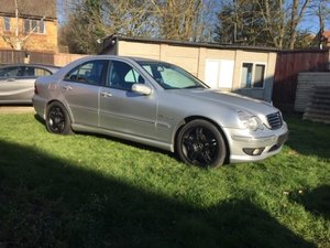 2002 Mercedes C32 amg  For Sale