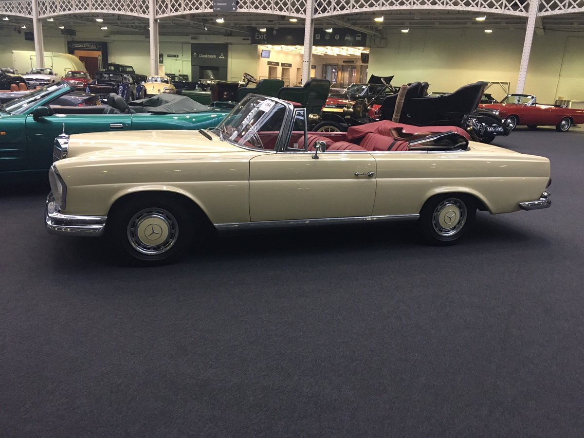 Rare 1963 Mercedes cabriolet For Sale (picture 6 of 6)