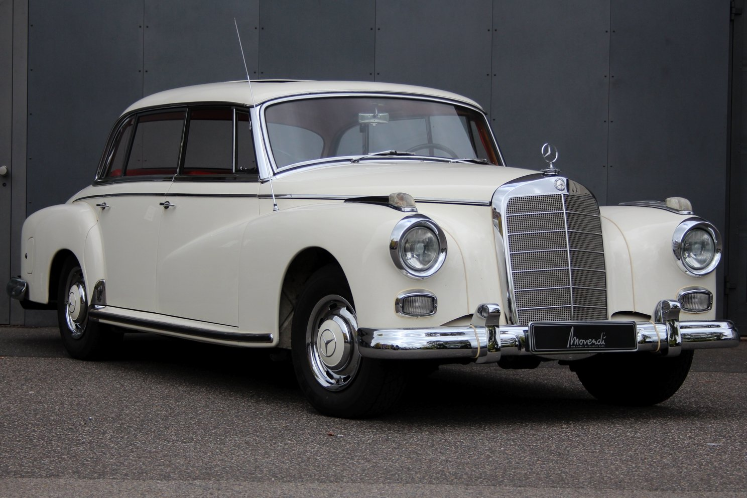 1958 Mercedes-Benz Typ 300 D - Adenauer - Automatic LHD For Sale (picture 1 of 6)