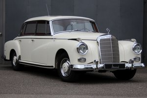 1958 Mercedes-Benz Typ 300 D - Adenauer - Automatic LHD For Sale