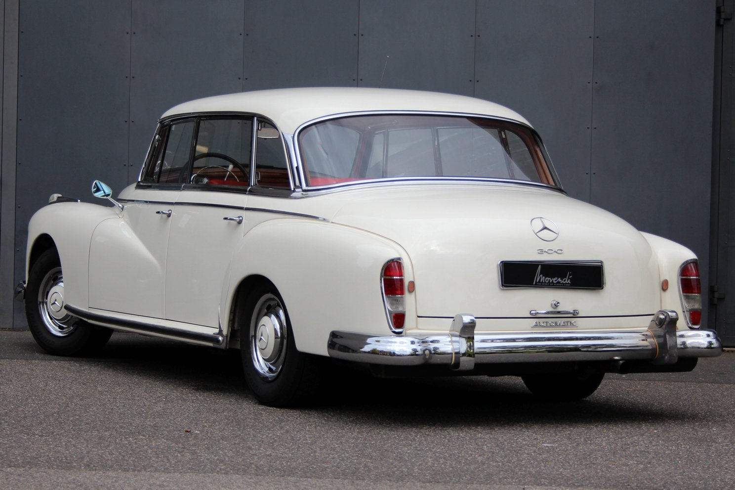 1958 Mercedes-Benz Typ 300 D - Adenauer - Automatic LHD For Sale (picture 2 of 6)