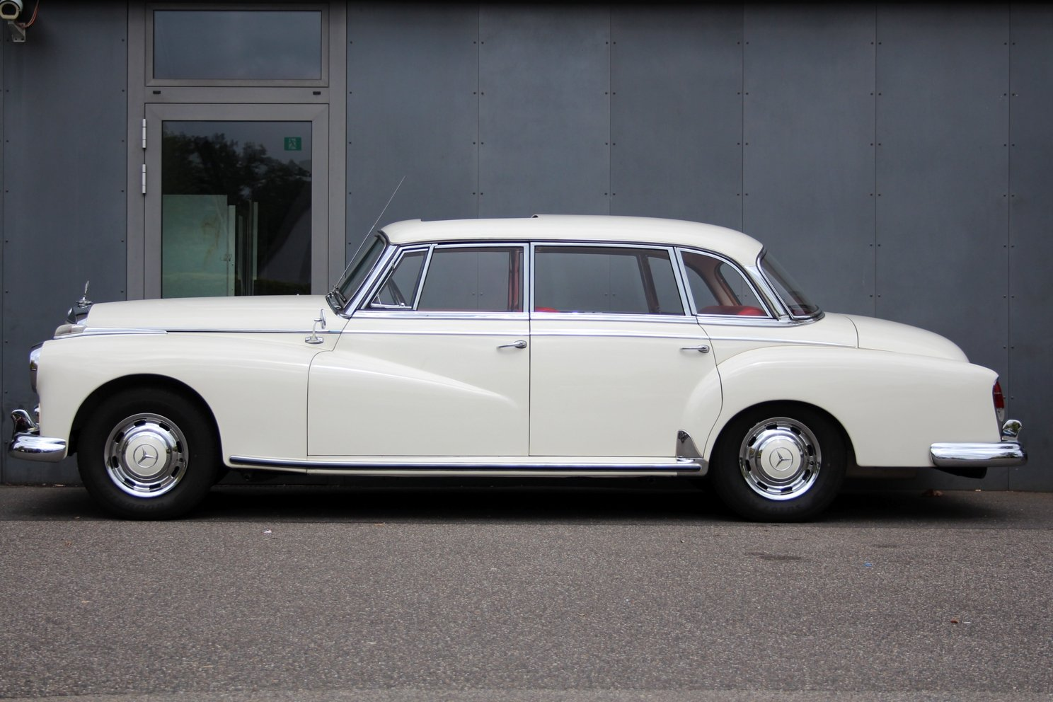 1958 Mercedes-Benz Typ 300 D - Adenauer - Automatic LHD For Sale (picture 5 of 6)