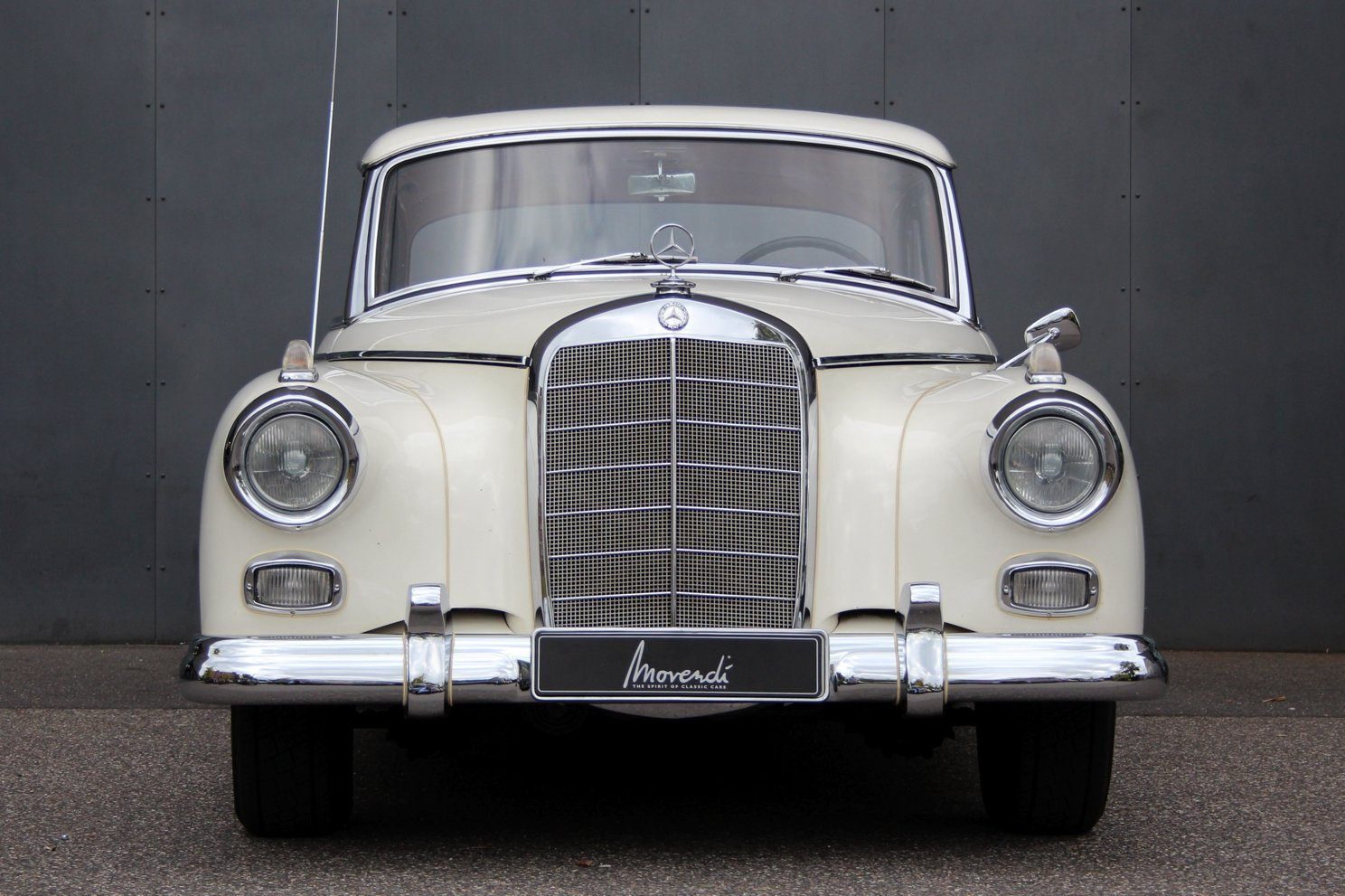 1958 Mercedes-Benz Typ 300 D - Adenauer - Automatic LHD For Sale (picture 6 of 6)