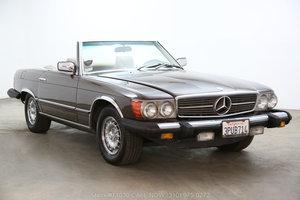 1980 Mercedes-Benz 450SL For Sale