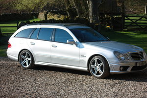 2008 Super Rare E63 AMG Estate For Sale
