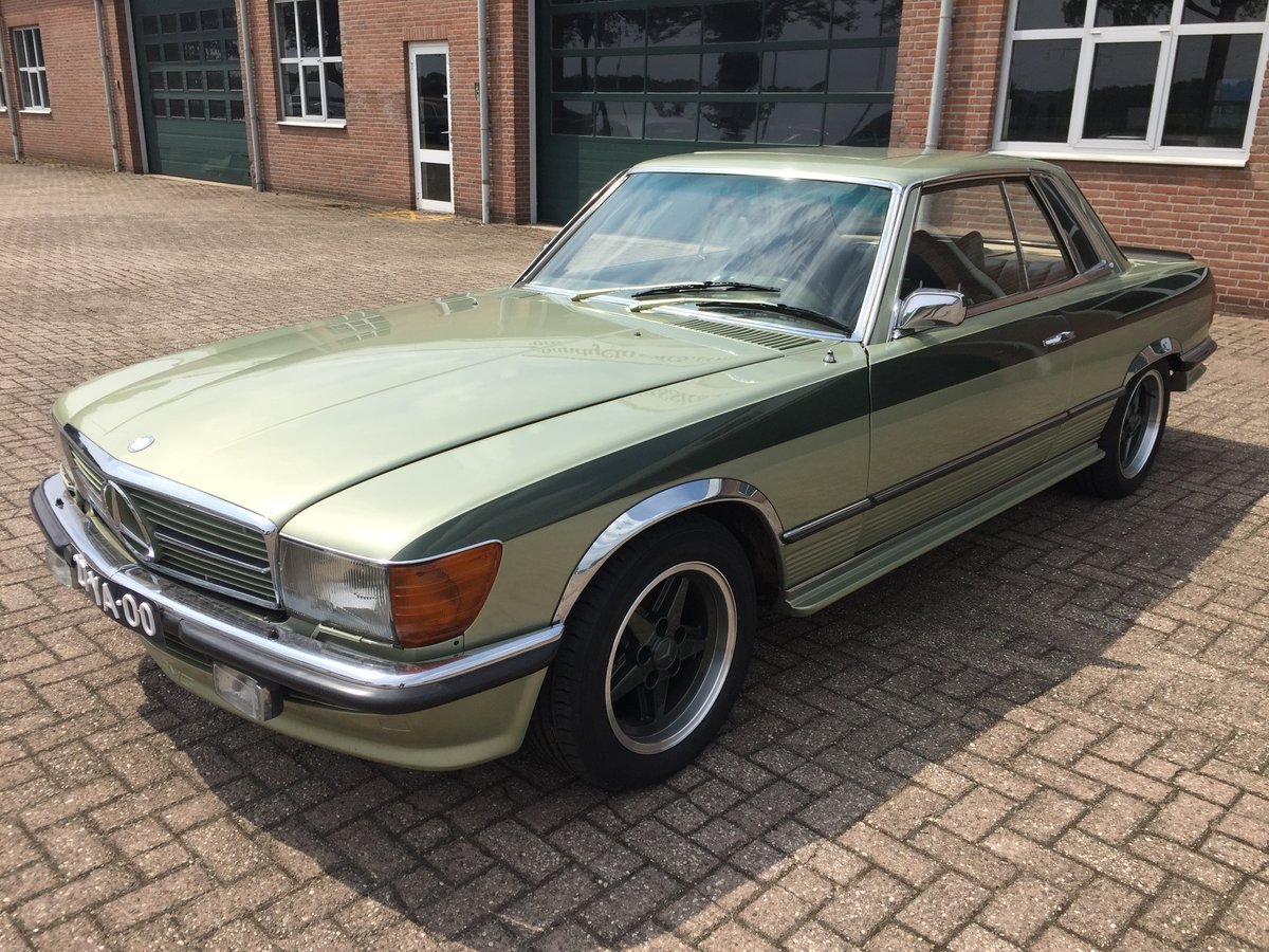 1975 Mercedes 450 SLC AMG For Sale (picture 1 of 6)
