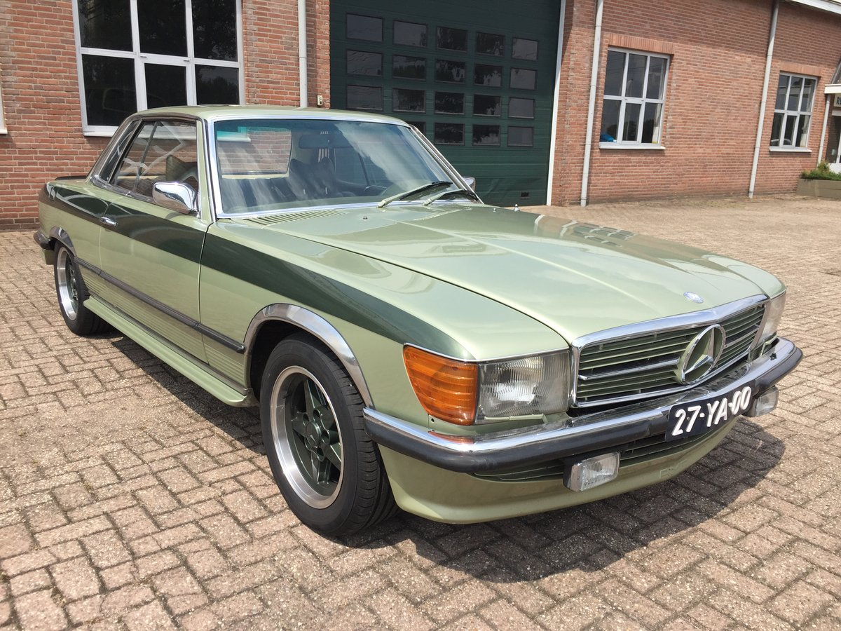 1975 Mercedes 450 SLC AMG For Sale (picture 2 of 6)