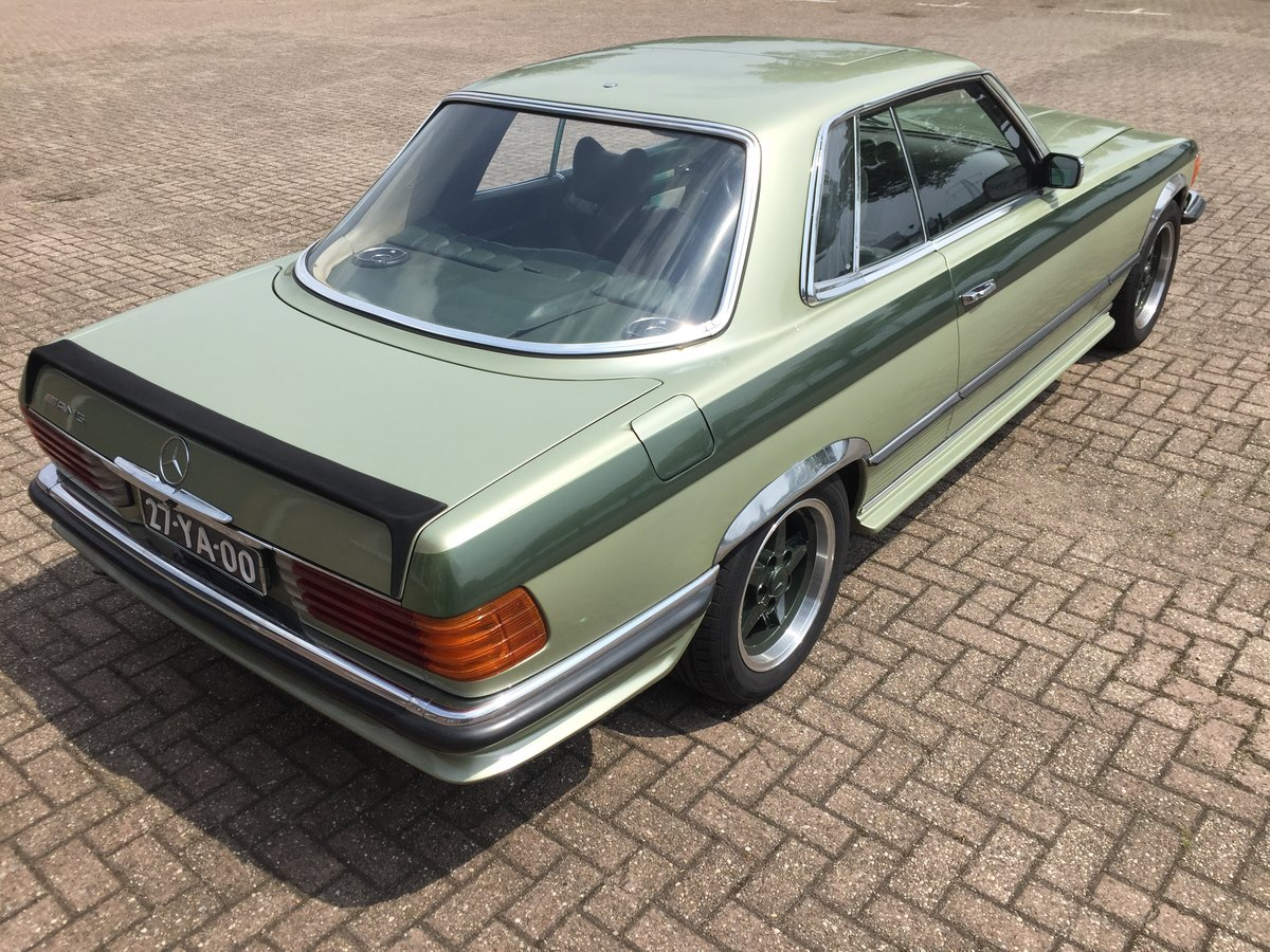1975 Mercedes 450 SLC AMG For Sale (picture 3 of 6)