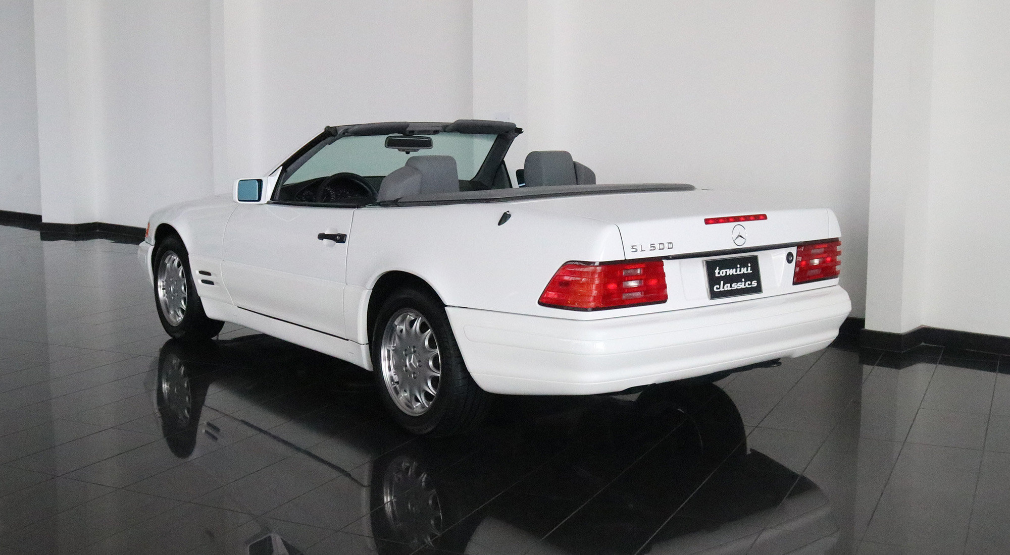 Mercedes-Benz SL500 (1996) For Sale (picture 3 of 6)