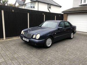 1999 Mercedes E240 Elegance 2 Own/Full Merc Serv Hist For Sale
