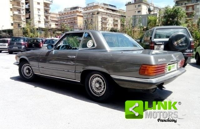 Mercedes (R107) 280SL Roadster Aut. (1981) ASI For Sale (picture 2 of 6)