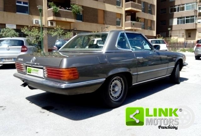 Mercedes (R107) 280SL Roadster Aut. (1981) ASI For Sale (picture 4 of 6)