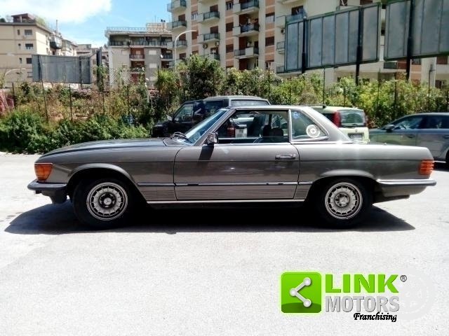 Mercedes (R107) 280SL Roadster Aut. (1981) ASI For Sale (picture 6 of 6)