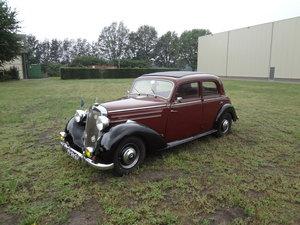 Mercedes-Benz 170 S Diesel 1952 SOLD