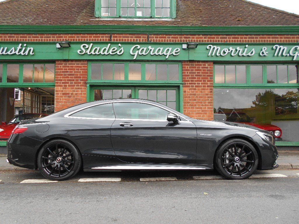 2015 Mercedes-Benz S63 Coupe  SOLD (picture 1 of 4)
