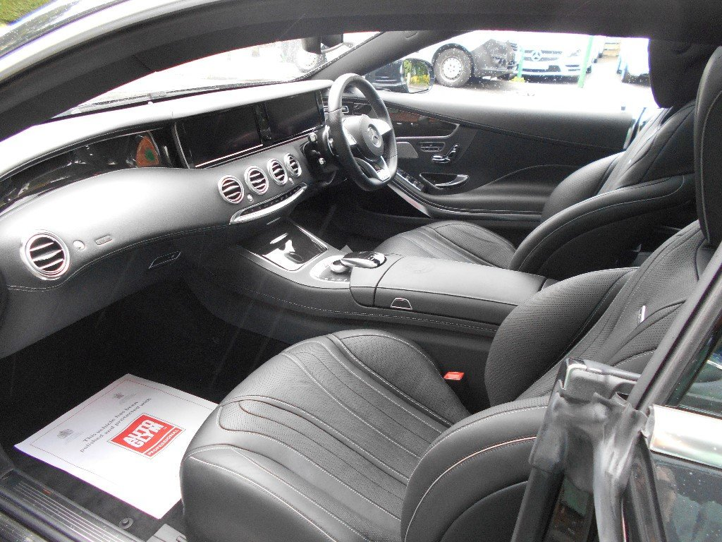 2015 Mercedes-Benz S63 Coupe  SOLD (picture 4 of 4)
