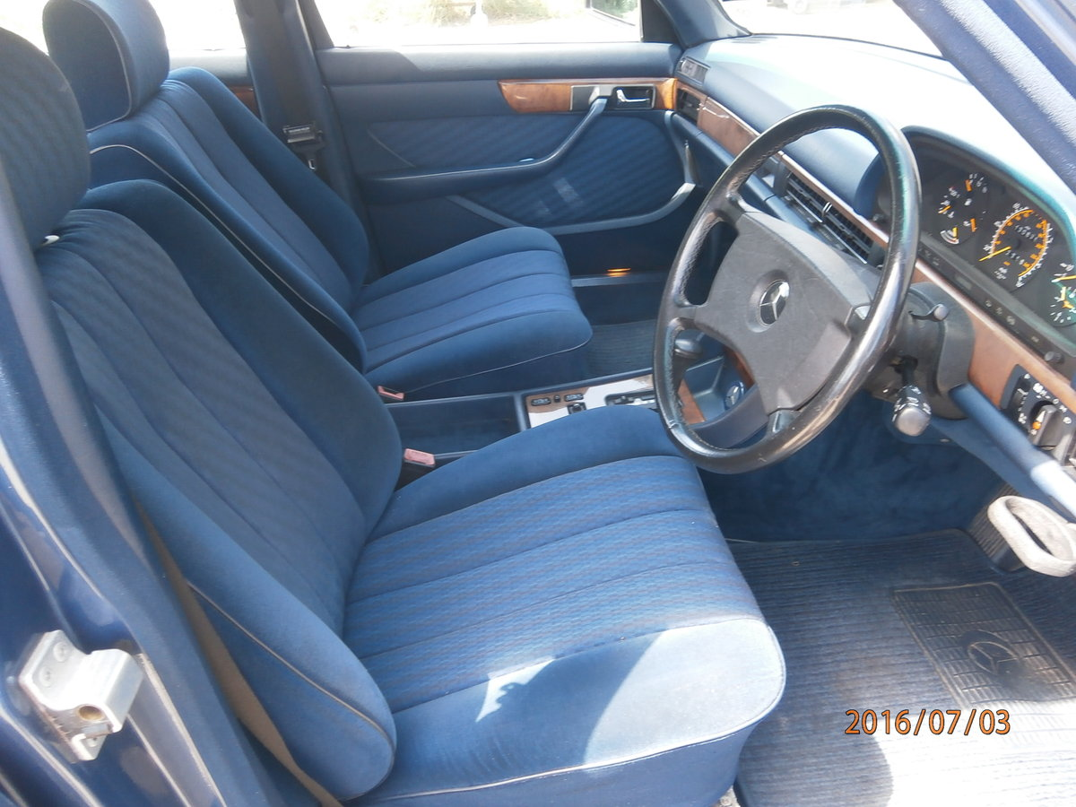 1989 Mercedes 420 sel W126 For Sale (picture 3 of 6)