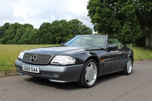 Mercedes 500SL -32 Auto 1990 - To be auctioned 26-07-19 For Sale by Auction