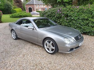 Mercedes CL600 V12 Bi Turbo, 2004,3 Previous Owner For Sale