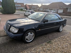 1993 Mercedes Benz E320 Coupe W124 For Sale