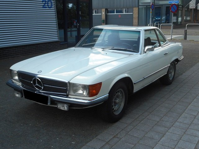 1974 MERCEDES 280SL European type For Sale (picture 1 of 6)