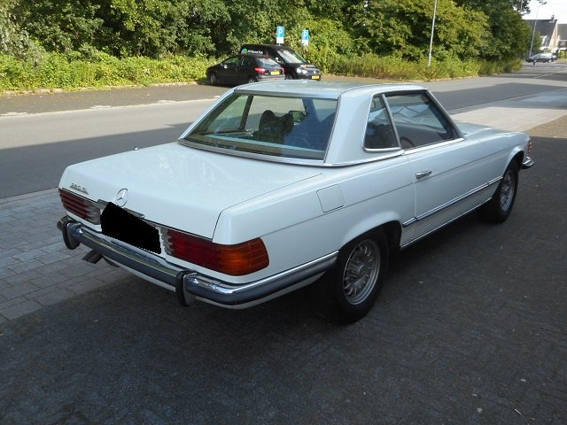 1974 MERCEDES 280SL European type For Sale (picture 2 of 6)