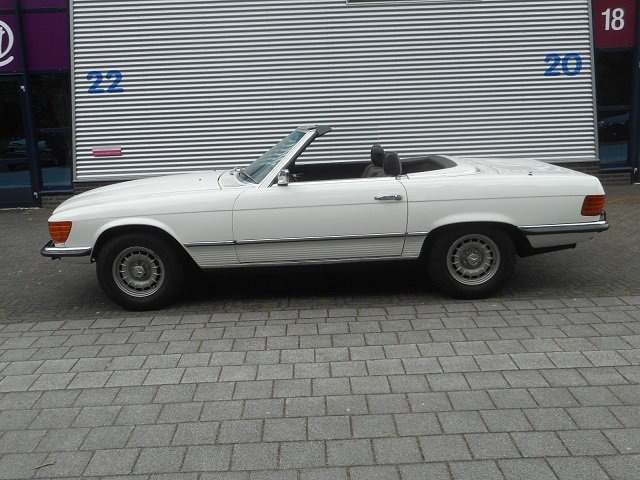 1974 MERCEDES 280SL European type For Sale (picture 6 of 6)