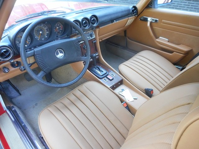 1977 MERCEDES 450 SL For Sale (picture 4 of 6)