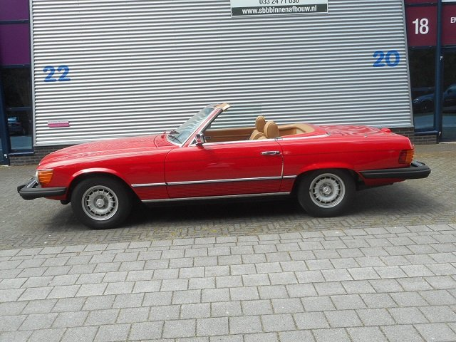 1977 MERCEDES 450 SL For Sale (picture 6 of 6)