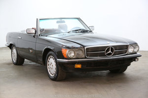 1981 Mercedes-Benz 280SL 4 Speed Manual For Sale