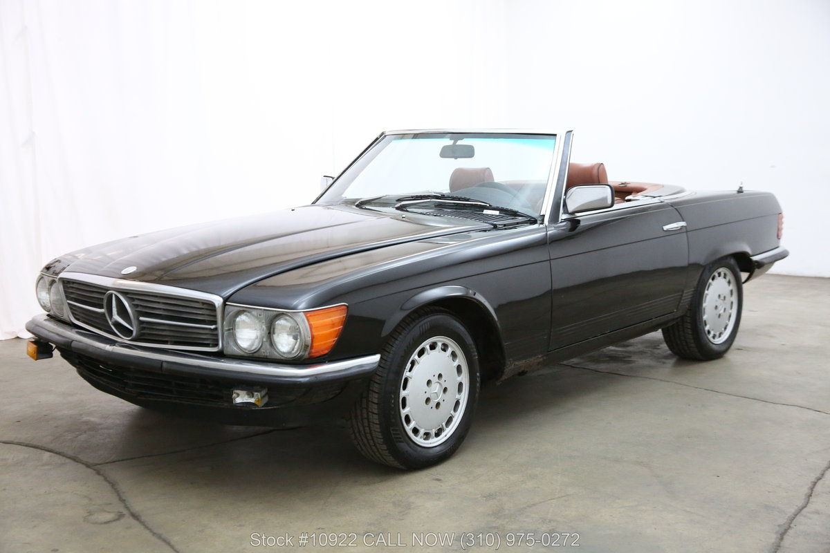 1981 Mercedes-Benz 280SL 4 Speed Manual For Sale (picture 3 of 6)