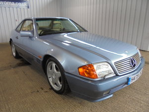1991 *** Mercedes Benz 300SL Auto - 2960cc - 20th July *** For Sale by Auction