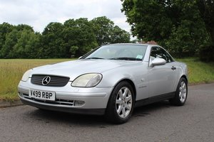 Mercedes SLK 230 1999 - To be auctioned 26-07-19 For Sale by Auction