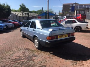 1993 Mercedes 190E auto spares or repair For Sale