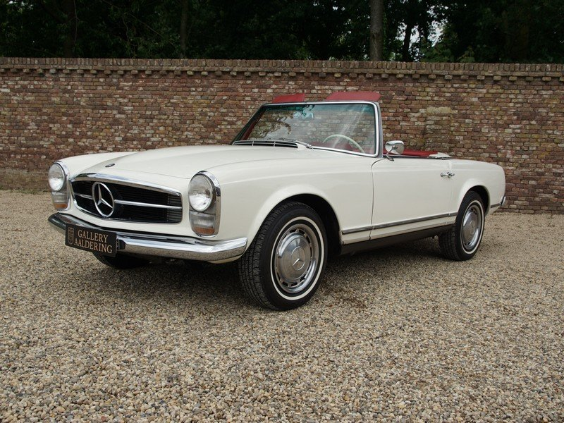 1965 Mercedes Benz 230SL Pagode For Sale (picture 1 of 6)