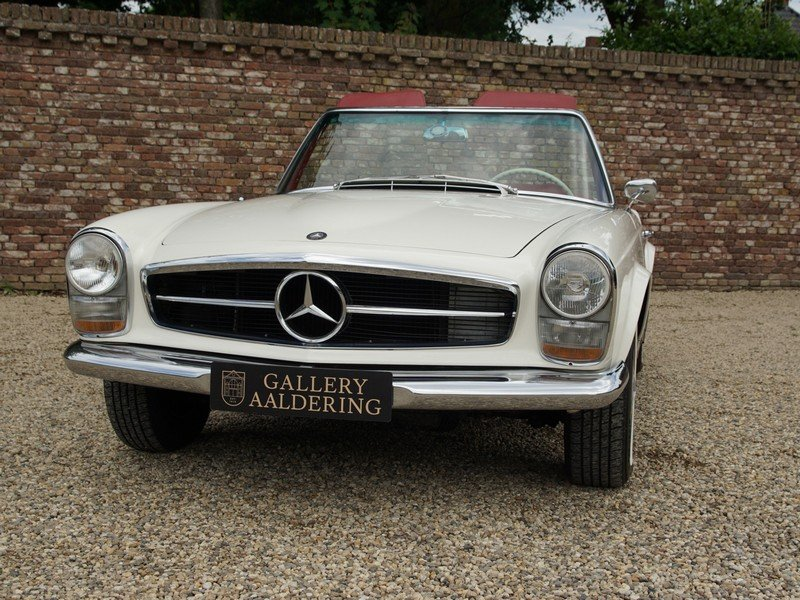 1965 Mercedes Benz 230SL Pagode For Sale (picture 5 of 6)