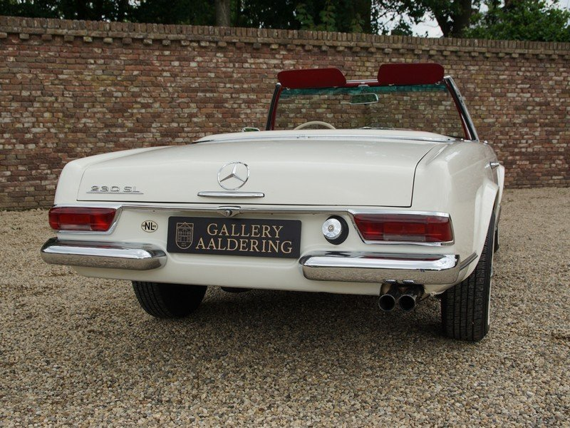 1965 Mercedes Benz 230SL Pagode For Sale (picture 6 of 6)