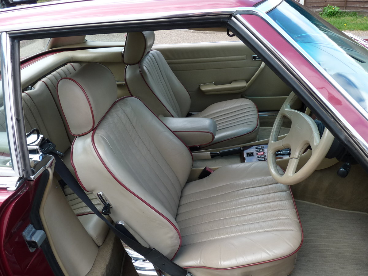 1989 Mercedes 300 SL 107, last of the model For Sale (picture 3 of 6)