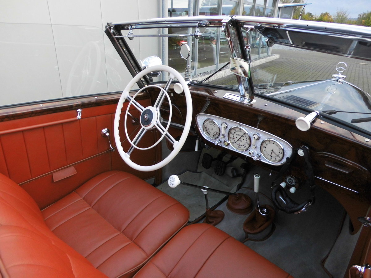 1939 Mercedes Benz 320 cabrio B For Sale (picture 3 of 6)