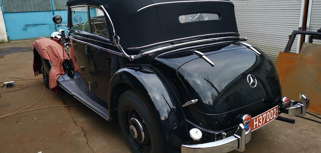 1937 Mercedes benz 230 cabrio b For Sale (picture 4 of 4)