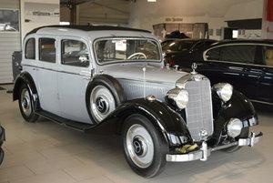 1937 Mercedes benz 260 pullmann landaulet