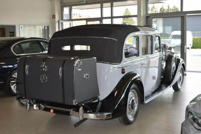 1937 Mercedes benz 260 pullmann landaulet For Sale (picture 2 of 6)