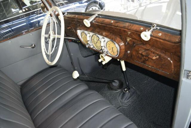1937 Mercedes benz 260 pullmann landaulet For Sale (picture 5 of 6)
