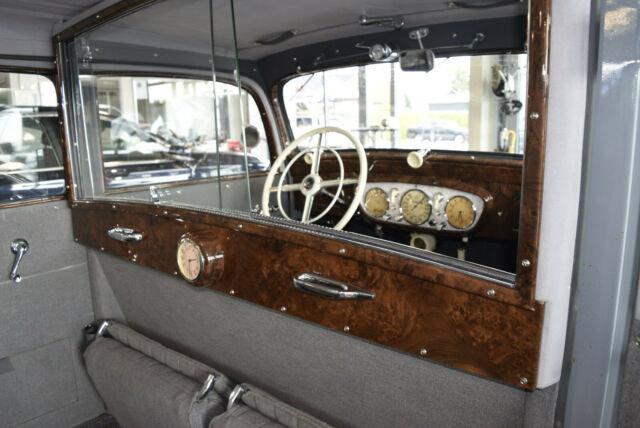 1937 Mercedes benz 260 pullmann landaulet For Sale (picture 6 of 6)