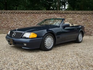 1991 Mercedes Benz 500SL from first owner, only 17.953 miles! pri