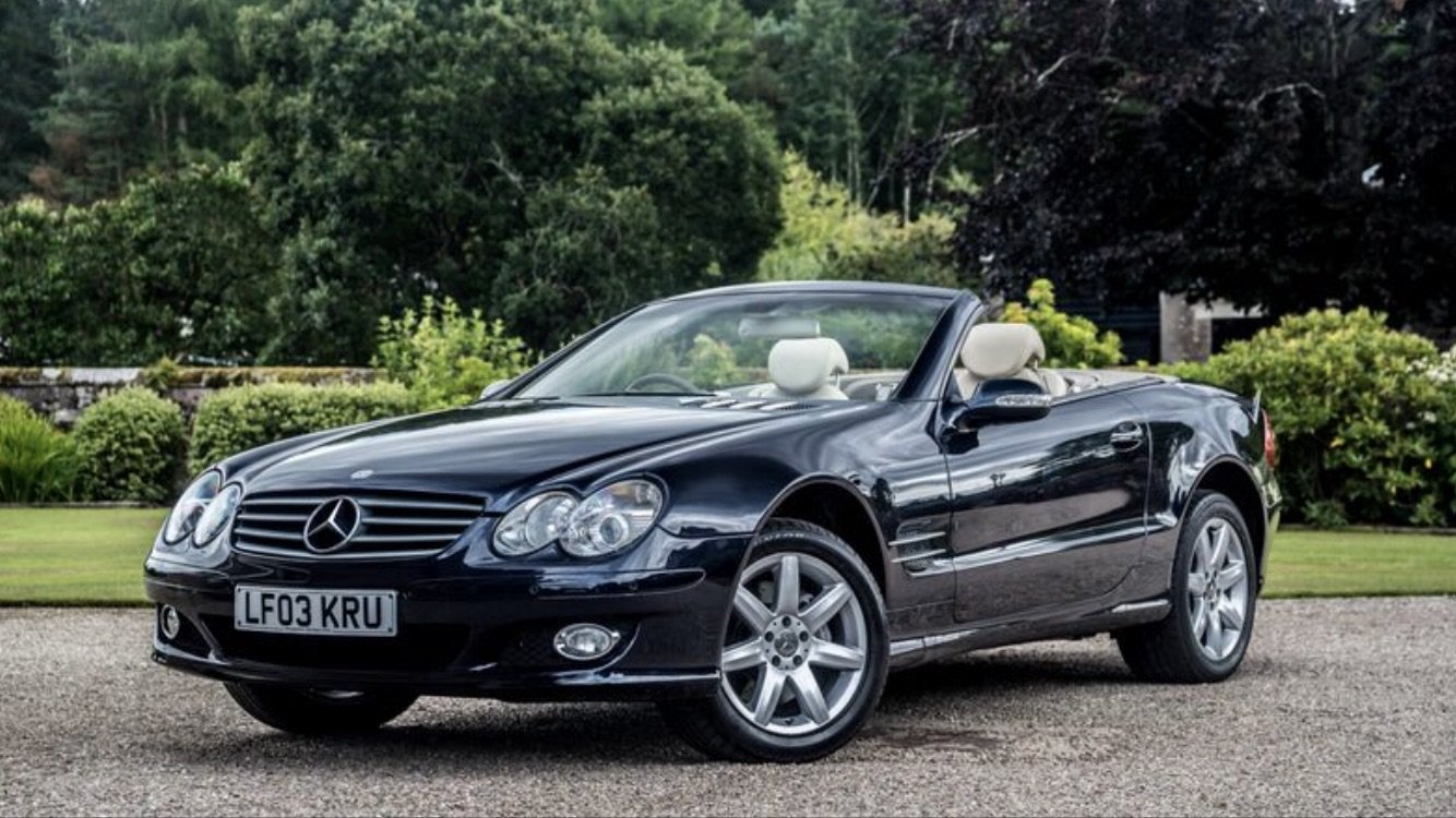 2003 Mercedes SL500 For Sale (picture 2 of 6)