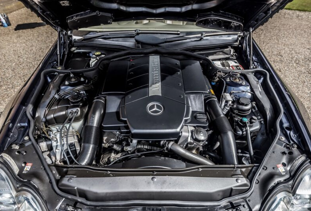 2003 Mercedes SL500 For Sale (picture 5 of 6)